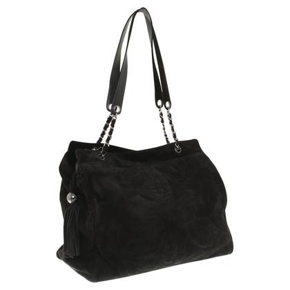 Chanel Shoppers in zwart