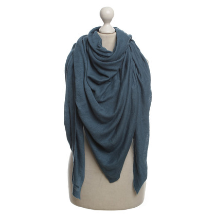 Hermès Sciarpa in teal