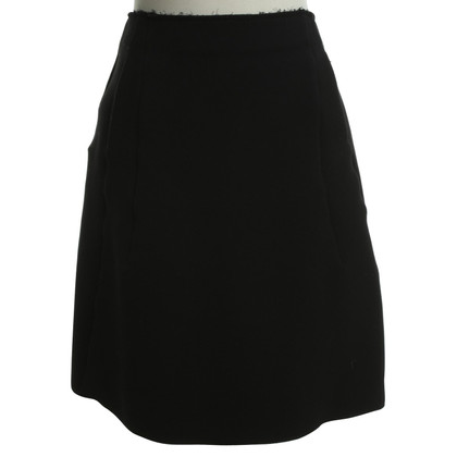Marni skirt in black