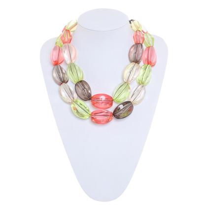 Riani Chain with gemstones