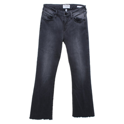 Frame Denim Jeans in Grau