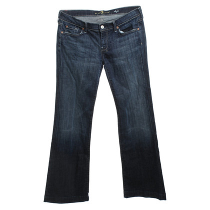 7 For All Mankind Jeans with wash