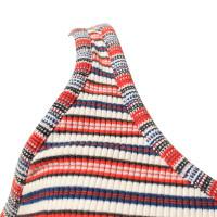 Christian Lacroix Dress with stripe pattern