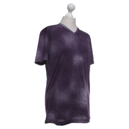 Armani T-shirt in viola