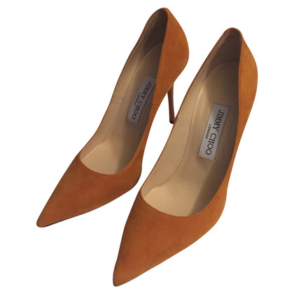 Jimmy Choo pumps made of suede