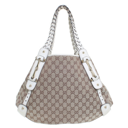Gucci Shoppers met Guccissima patroon