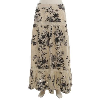 Twin-Set Simona Barbieri skirt with pattern