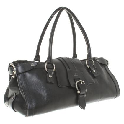 Burberry Bowling Bag in zwart