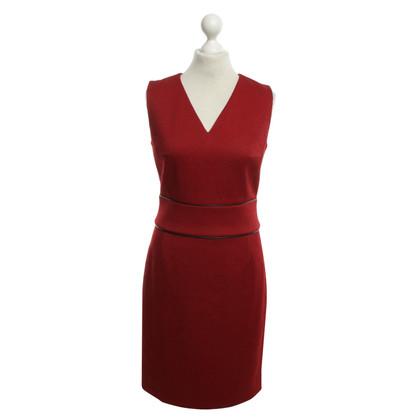 Hugo Boss Sheath dress in red