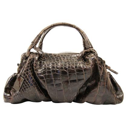 Giorgio Armani Crocodile handbag