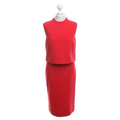 Diane von Furstenberg Robe en rouge