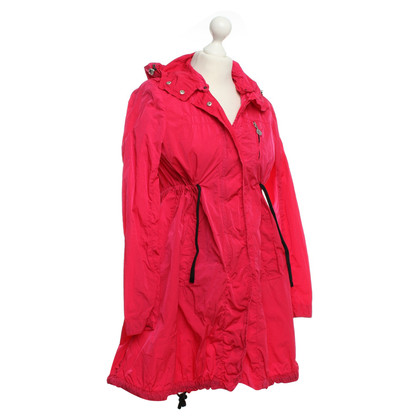 Moncler Jacke in Pink
