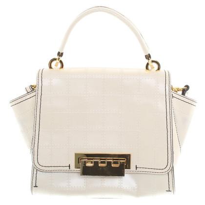 Zac Posen Handbag in cream white