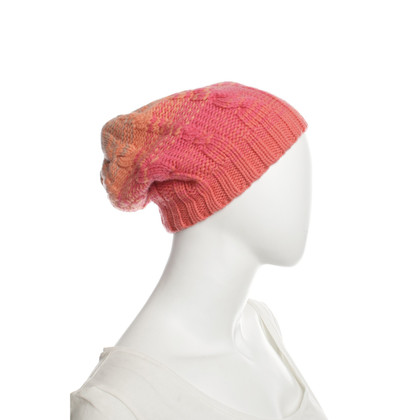Missoni Cashmere hat in colorful