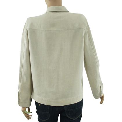 Max Mara giacca di lino