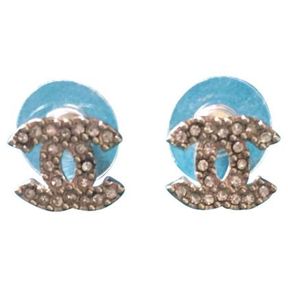 Chanel Chanel oorbellen cc mini