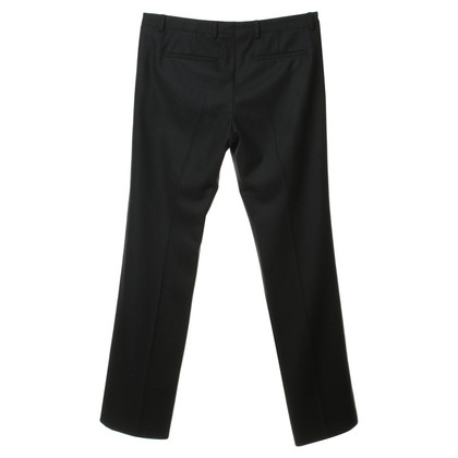 Golden Goose Wool trousers in dark blue