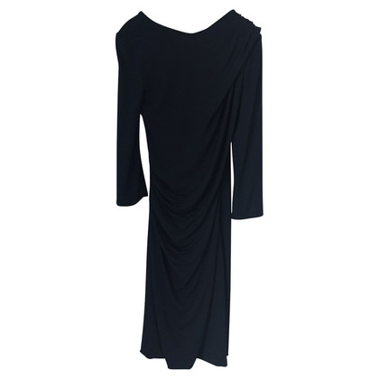 Giorgio Armani Dark blue long dress