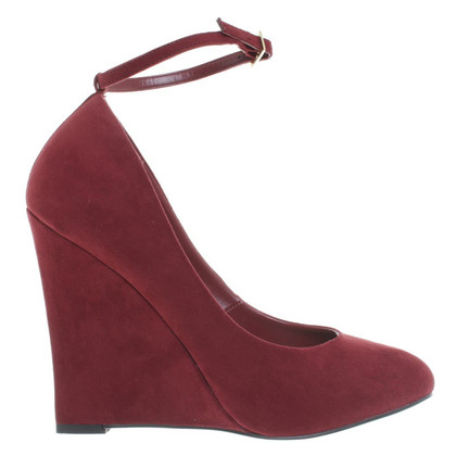 Kurt Geiger Wedges in Bordeaux