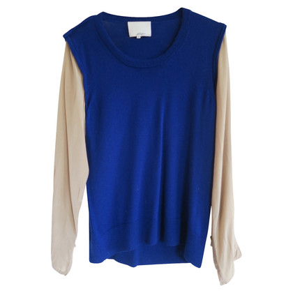 3.1 Phillip Lim top of wool / silk