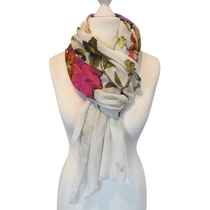 Ted Baker Scarf with flower print