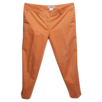 Etro trousers in orange