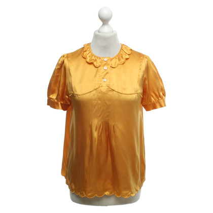 See by Chloé Blouse in orange