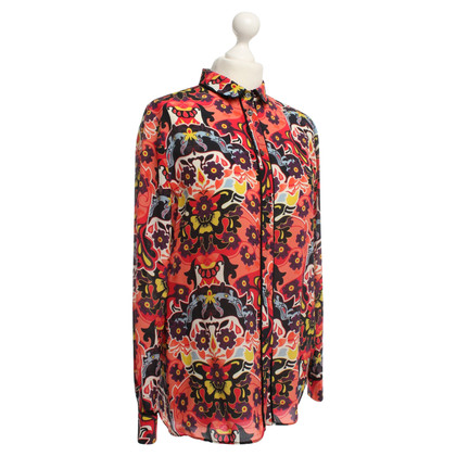 Missoni Silk blouse with floral print