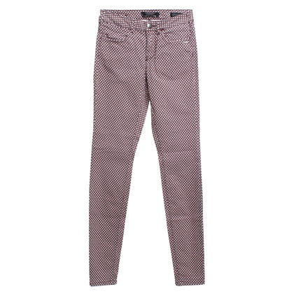 Maison Scotch trousers with pattern