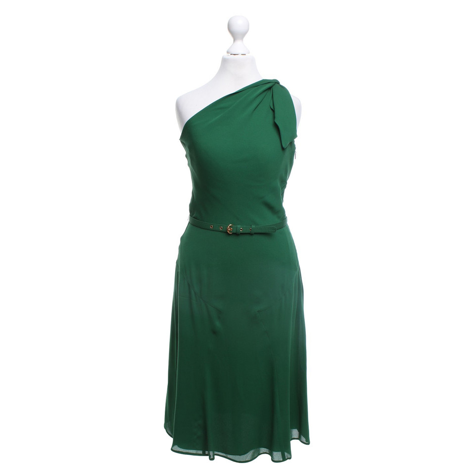 Gucci Cocktail dress in dark green - Buy Second hand Gucci Cocktail ...