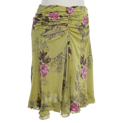 Other Designer Essentiel - Colorful silk skirt