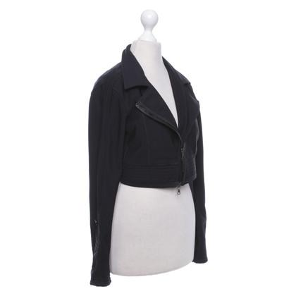 Marc Cain Kort jasje in zwart