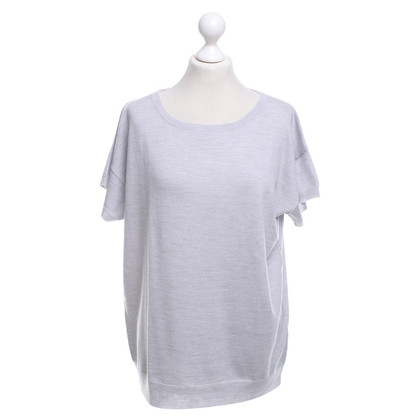 Closed Strick-Shirt in Grau