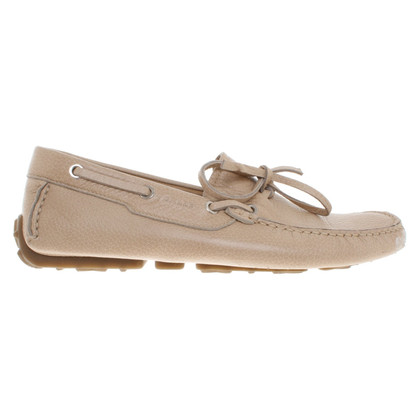 Bally Leather moccasins
