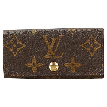 Louis Vuitton Monogramma di Louis Vuitton 4 Portachiavi