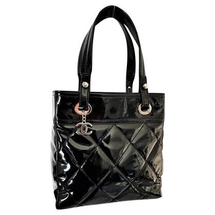 Chanel Chanel Leather Biarritz Handbag