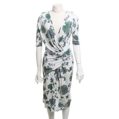 Etro Kleid in Wickel-Optik