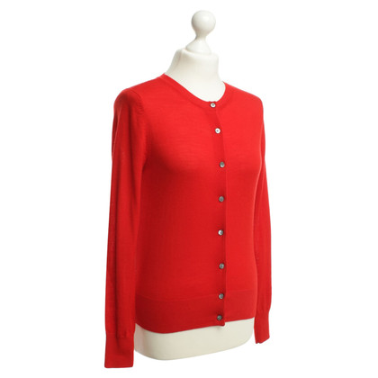 Paul Smith Cardigan in red