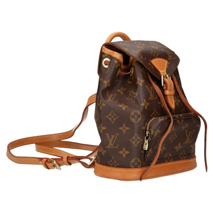 "Louis Vuitton ""Montsouris Mini Monogram Canvas"""