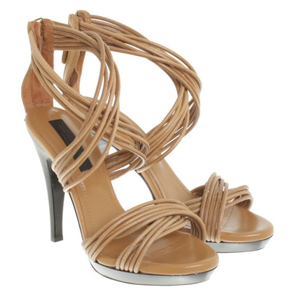 Burberry Sandals in brown