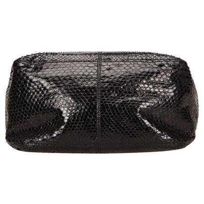 Fendi Handbag made of python leather
