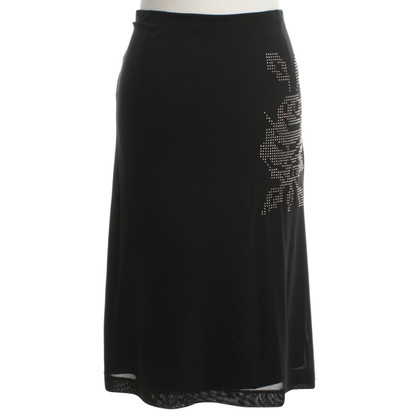 Dolce & Gabbana skirt with metal rivets