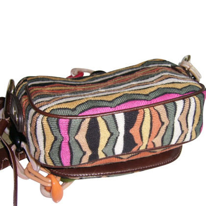 Missoni Missoni fabric bag