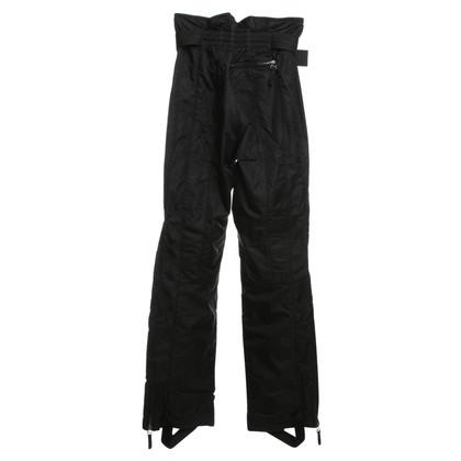 Jet Set Pantalons de ski en noir