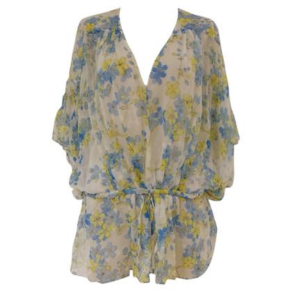 Roberto Cavalli Roberto Cavalli zijden blouse