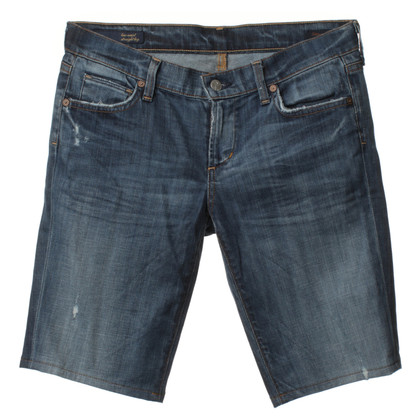 Citizens of Humanity Jeansshorts in Blau