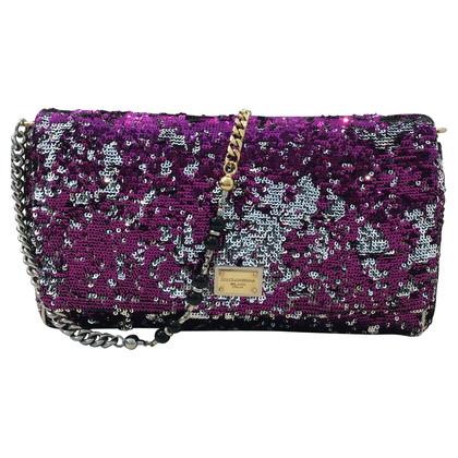 Dolce & Gabbana Handbag with sequins