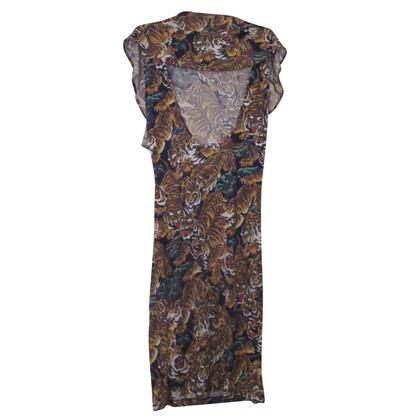 Kenzo Kleid mit Print