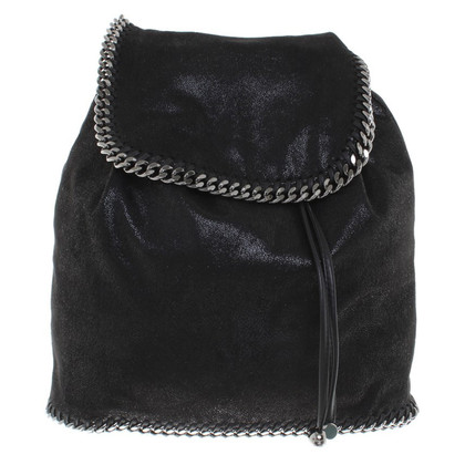 "Stella McCartney Backpack ""Falabella"" in black"