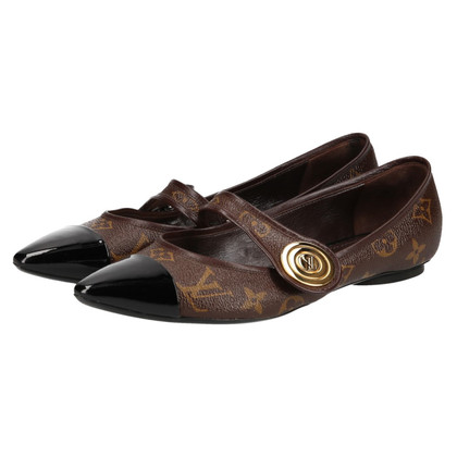Louis Vuitton Schoenen Monogram Canvas